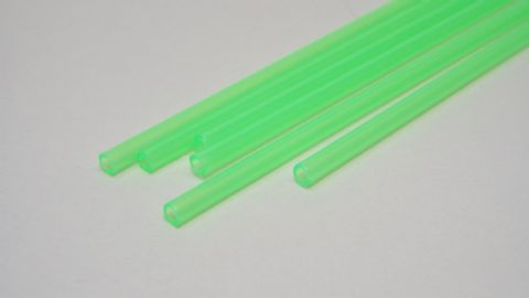 Outer Tube FL.GREEN 3mm